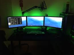 Best Desk For Gaming Setup by 100 Best Pc Setup 1193 Best Pc Images On Pinterest Gaming