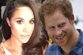 harry and meghan markle meghan markle says relationship with prince harry u0027is like a