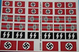 German Flag In Ww2 Unicorn German U0026 Soviet Flags Ww2