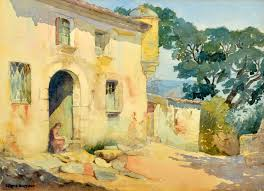 coela pryce harrison old spanish house tossa de mar catalonia