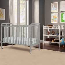 davinci 2 piece nursery set sunshine jenny lind crib and white