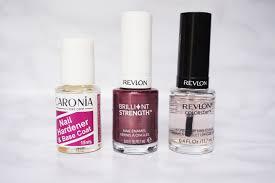 manicure mondays revlon brilliant strength nail enamel in