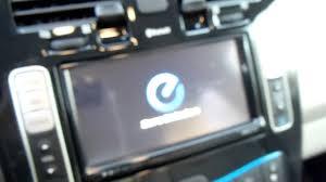 nissan leaf jump start 2012 nissan leaf cold start youtube