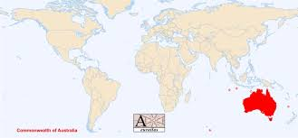 location of australia on world map 2nd grade maps lessons tes teach