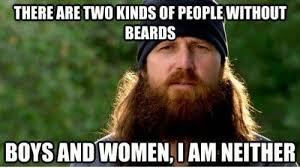 No Beard Meme - 16 reasons guys should never ever shave their beards
