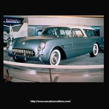 1953 corvette wagon 102 best corvettes images on corvettes cars and