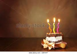 birthday chocolate cake burning candle stock photos u0026 birthday