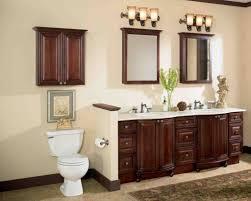 Cherry Wood Bathroom Vanities