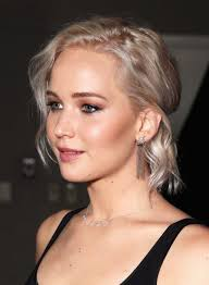 you u0027ve got to see jennifer lawrence u0027s new hair color glamour