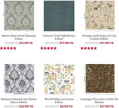 Home Decorator Fabric Upholstery Fabric 20 Home Fabric Stores Decoholic