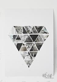 Magazine Wall Art Diy by Har Du Sett Alle De Fine Geometriske Formene Rundt Omkring Jeg