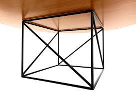 tavoli le corbusier tavolo moderno in quercia in quercia naturale in noce