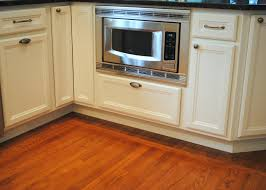 lovely kitchen cabinet floor trim taste