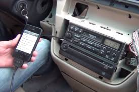 honda odyssey 2005 aux input bluetooth and iphone ipod aux kits for honda odyssey 1999 2004