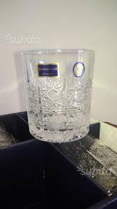 bicchieri boemia bicchieri da whisky di cristallo di boemia arredamento e
