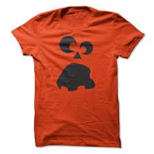 jack o lantern face halloween tee shirt