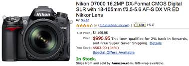 amazon black friday sale 2012 those are the best nikon deals for black friday nikon rumors