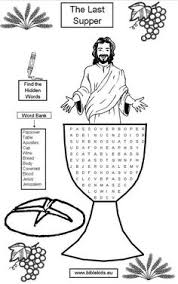 Last Supper Coloring Page Ccd Pinterest Sunday School Bible Last Supper Coloring Page
