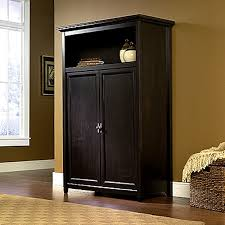 Black Computer Armoire Office Furniture Mission Furniture Craftsman Furniture