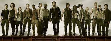 new walking dead cast 2016 did the family of a major the walking dead cast member just spoil