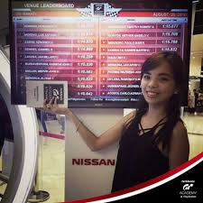 nissan australia gt academy 19 guys 1 are going for gold at 2nd nissan gt academy