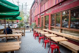Top 10 Bars Toronto Toronto Patio Guide El Rey Mezcal Bar