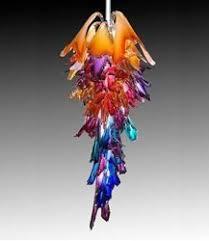 Corona Chandelier Downlight Chandeliers Artisan Crafted Lighting