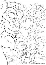 the cat in the hat coloring page cat in the hat coloring pages free printable