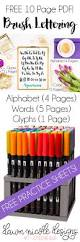 Aa Step 10 Worksheet 10 Free Hand Lettering Practice Worksheets Worksheets Fonts And
