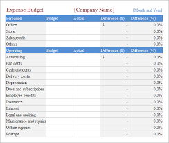 Downloadable Budget Spreadsheet Budget Spreadsheet Template 8 Free Sles Exles Format