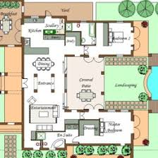 u shaped house plans with pool u shaped house plans with pool super ideas home design ideas