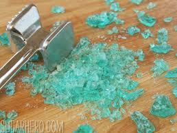 blue crystal meth rock candy for breaking bad sugarhero