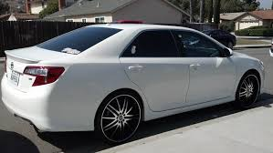 modified toyota camry danny667 2012 toyota camry specs photos modification info at