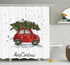 Christmas Bathroom Decor Images by Christmas Bathroom Decor Amazon Com