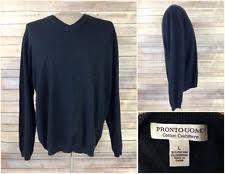 pronto uomo sweaters blend regular size pronto uomo sweaters for ebay