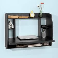 bureau avec etagere sobuy fwt18 sch table murale bureau avec étagère intégrée armoire