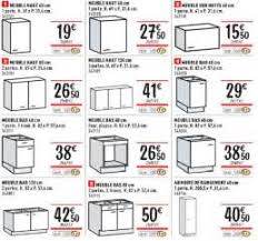 meuble cuisine bali ordinaire cuisine equipee en longueur 7 les diff233rents meubles