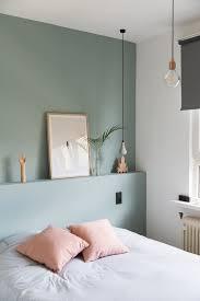 chambre color bois blanc fleurs et pastel le printemps en décoration chambre