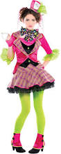 Party Halloween Costumes Girls Teen Girls Teatime Mad Hatter Costume Party Halloween