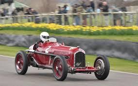 the motoring world goodwood bentley goodwood revival