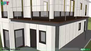 3d sip building animation youtube