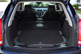 cadillac srx cargo space 2012 cadillac srx awd premium review test drive