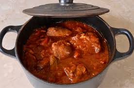 porc cuisine goulash de porc ma cuisine santé
