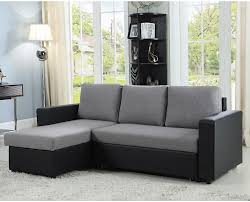 Sectional Sofas For Less Coaster Baylor Sectional Sofa With Chaise And Sleeper Rooms For