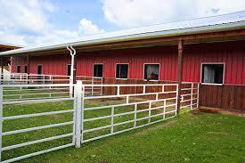 Red Barn Boarding Boarding