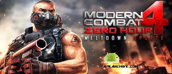 modern combat 3 apk free apk mania modern combat 4 zero hour v1 1 7c build 11760 apk