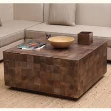 Solid Wood Coffee Tables Modern Rustic Furniture Solid Wood 36