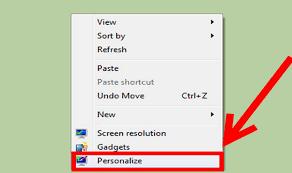comment faire apparaitre la corbeille sur le bureau comment cacher l icône de la corbeille à partir de votre bureau