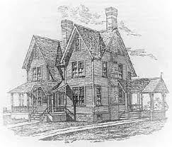Historic Victorian House Plans Victorian House Plans 50 Victorian Stick Style Designs From