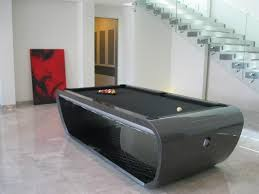 Tournament Choice Pool Table by Blacklight Billiards Table By Toulet